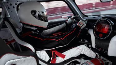 MINI JCW GP1 Concept - driving
