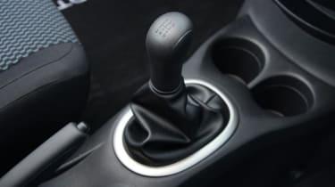 Used Nissan Note Mk2 - transmission