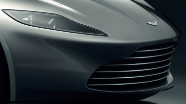 Aston Martin DB10 - Bond's new car