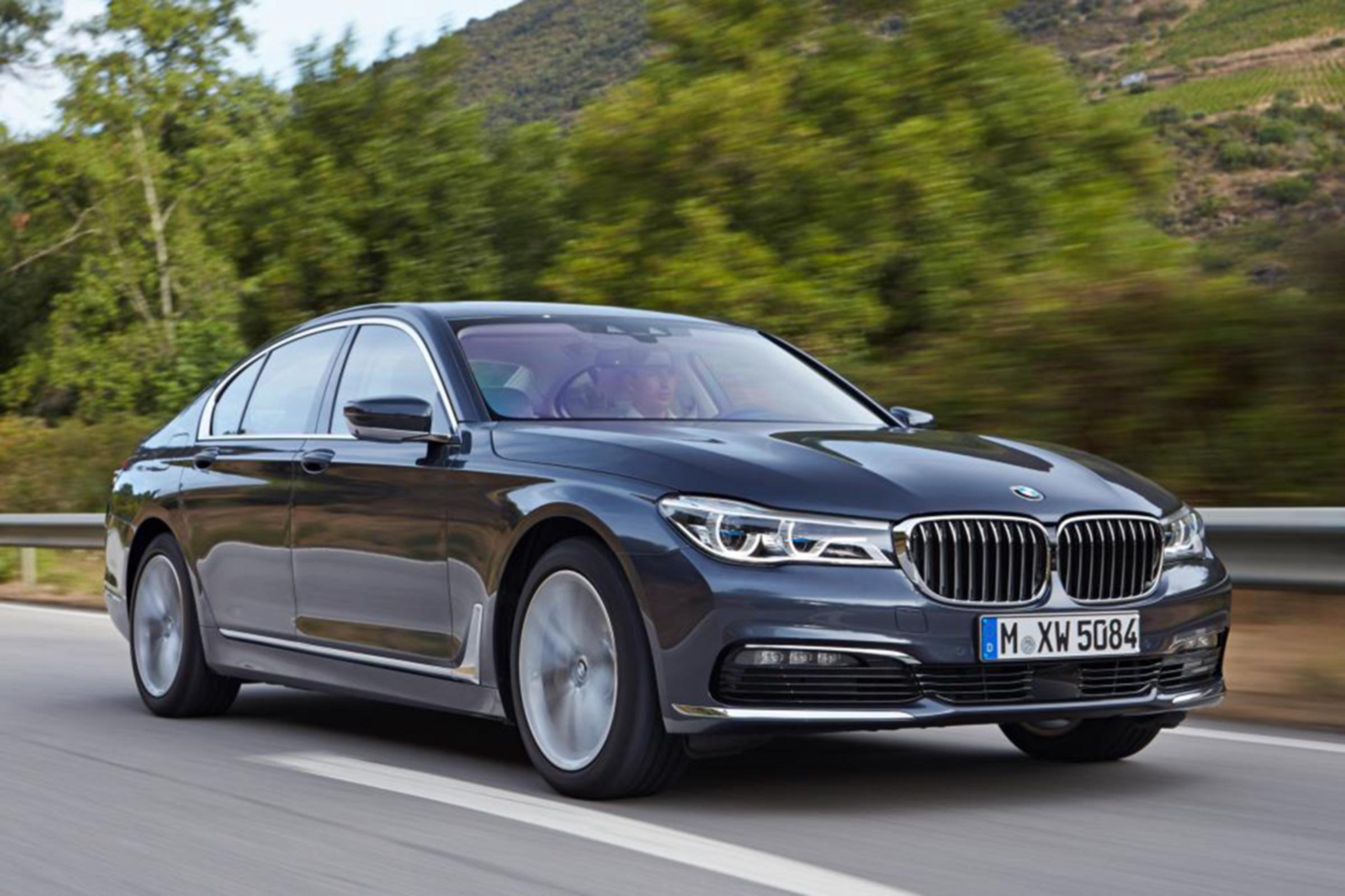 Bmw 7 Series Best Luxury Cars Auto Express