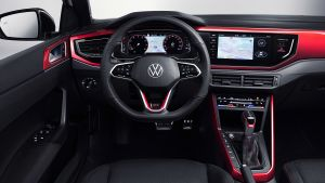 Volkswagen Polo GTI - dash