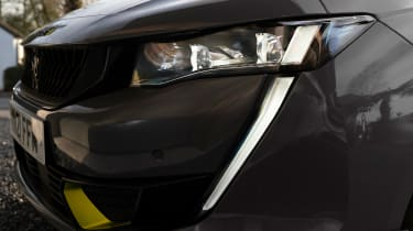 Peugeot 508 Sport Engineered - front lights