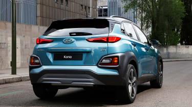 Hyundai Kona - rear
