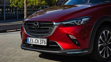 Mazda CX-3 - grille