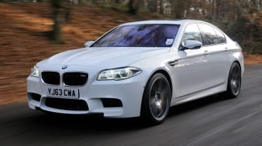 Best cheap hot hatches and performance cars - BMW M5