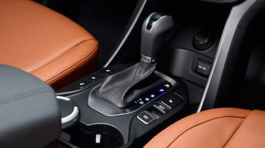 Used Hyundai Santa Fe - transmission