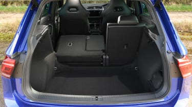 Volkswagen Tigun R - boot