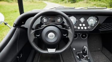 New Morgan Plus 6 2021 review - interior