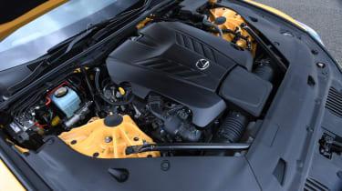VW Golf GTI Mk1 front cornering
