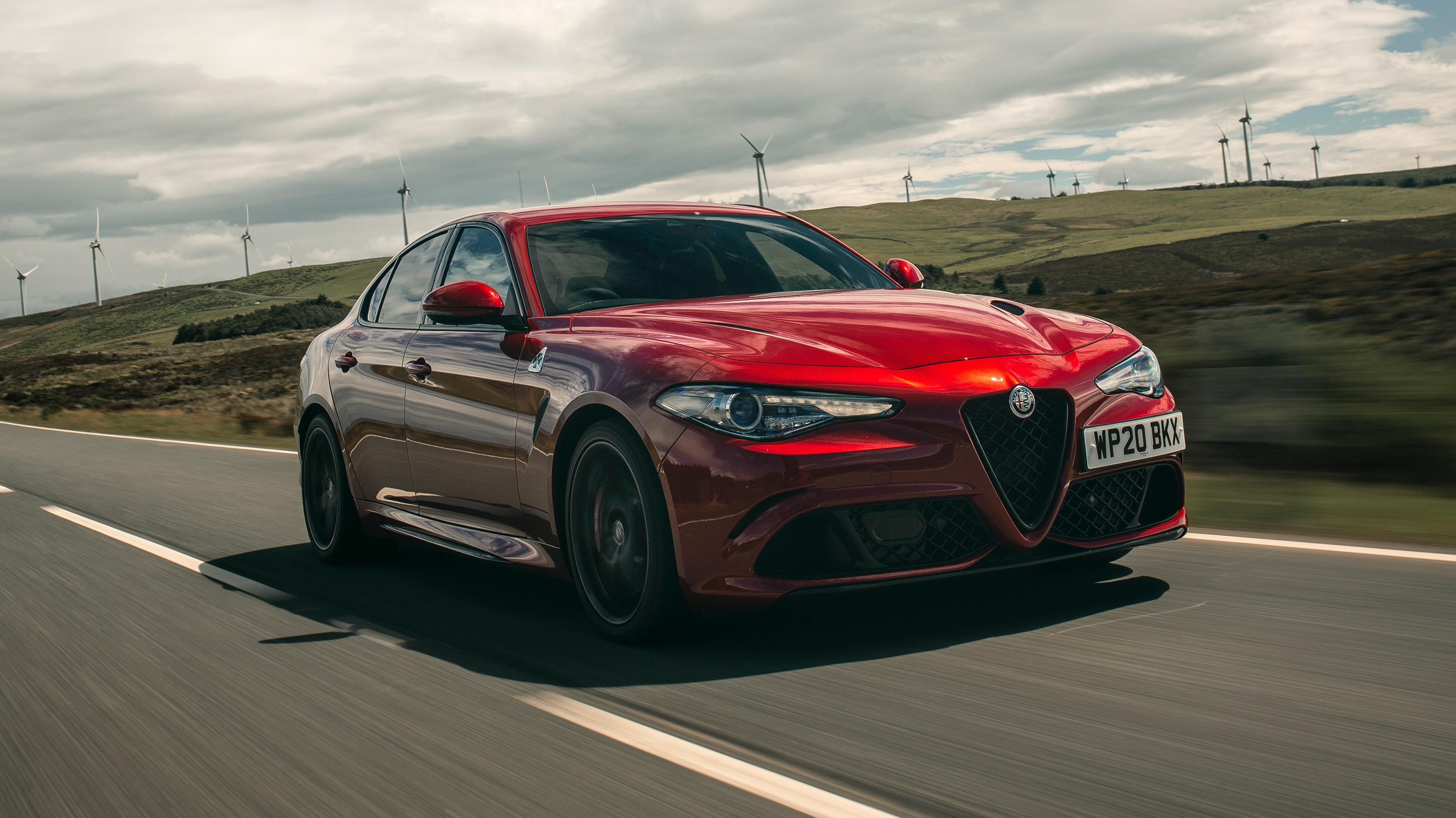 New Alfa Romeo Giulia Quadrifoglio 2020 review | Auto Express