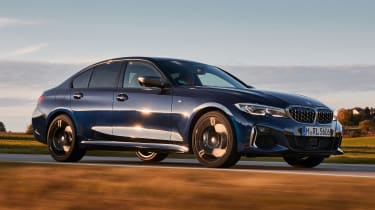 BMW M340i xDrive - front/side