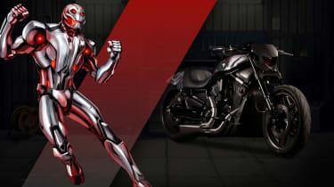 Harley Davidson Marvel Super Hero Customs - Ultron Rogue