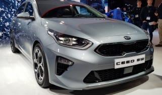 New Kia Ceed sportswagon news header
