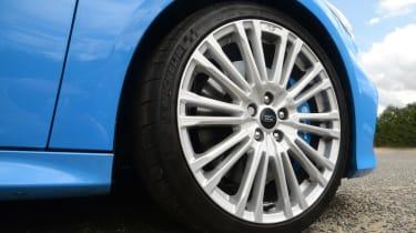Ford Focus RS - wheel