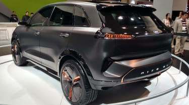 Kia Niro EV - rear