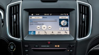 Ford Edge - infotainment