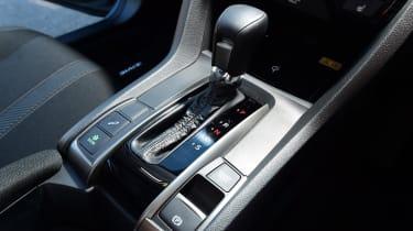 Honda Civic - gear lever