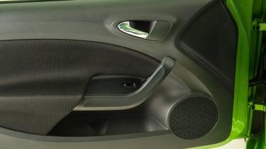SEAT Ibiza used - door