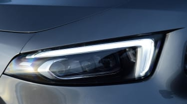 mercedes-amg a35 headlight