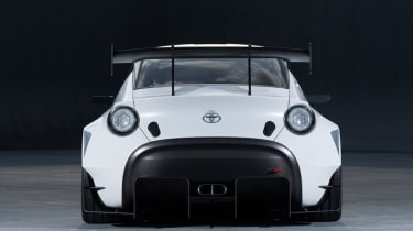 Toyota S-FR Racing Concept - rear