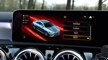 Mercedes-AMG CLA 35 - drive mode