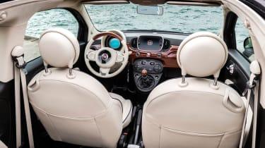 Fiat 500 Riva - interior 3