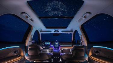 Nio ES8 - interior