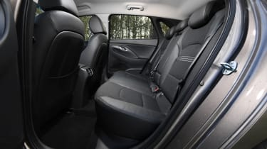 Hyundai i30 - rear seats