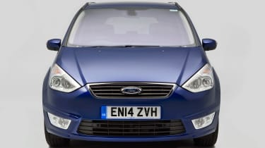 Used Ford Galaxy - full front