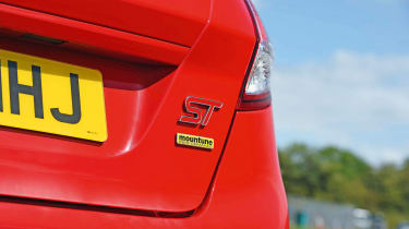 Ford Fiesta ST - badge