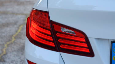 BMW M5 Competition Pack rear light