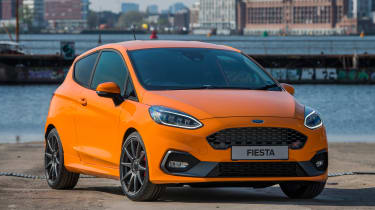 Ford Fiesta ST Performance Edition - front