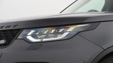Land Rover Discovery HSE Si6 - front light