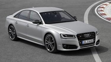 Audi S8 Plus - front static