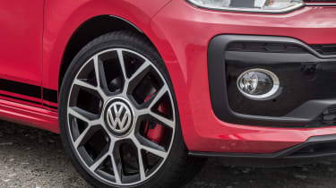 Volkswagen up! GTI - wheel