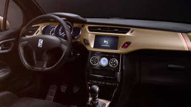 DS 3 Performance official - dashboard