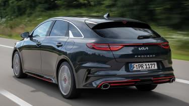 Kia Proceed GT - rear