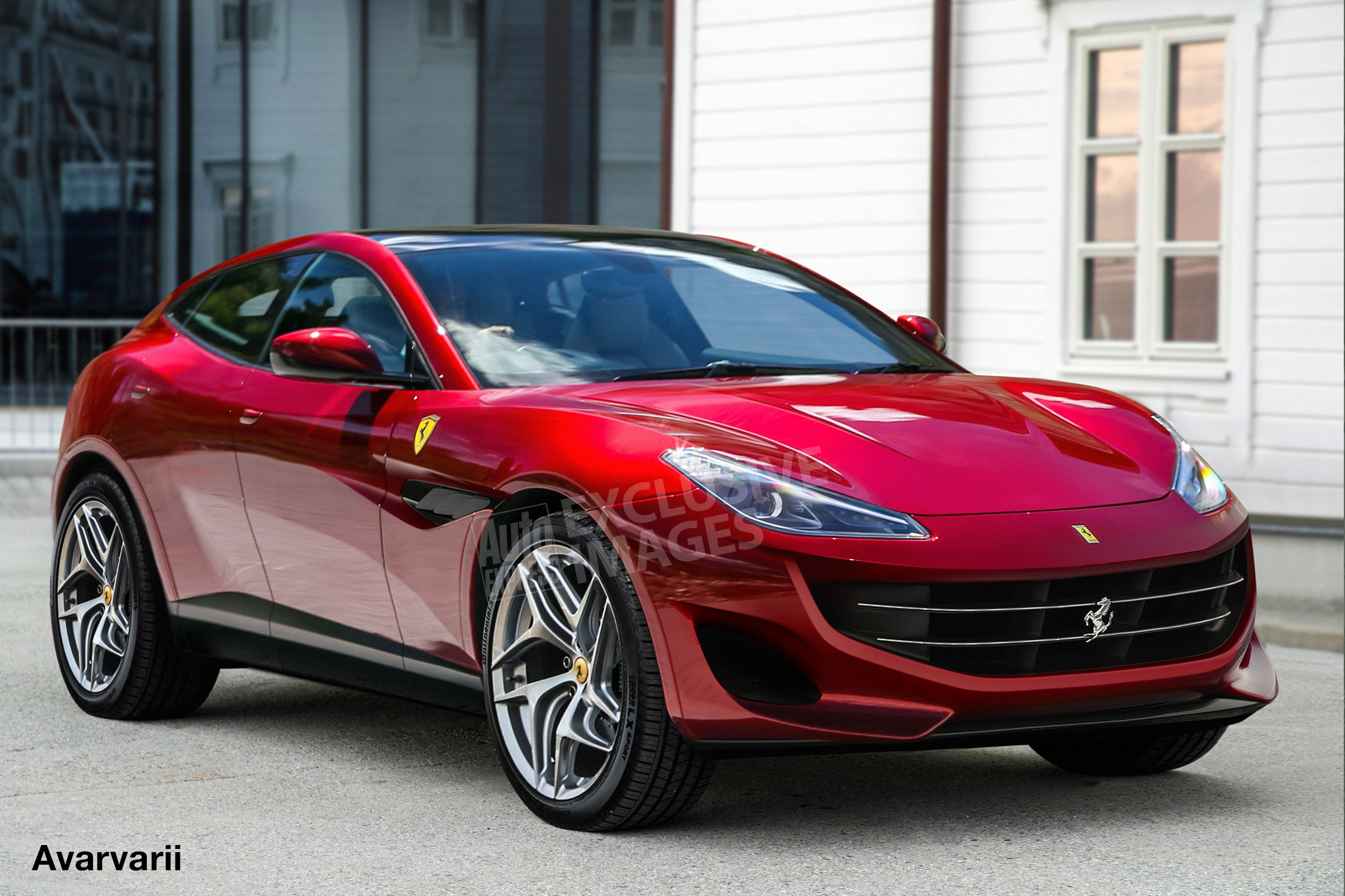 15 New Ferraris Due By 2022 Auto Express