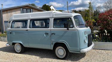 Bluebell - campervan