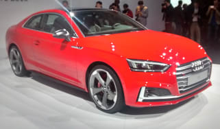 Audi S5 - official reveal