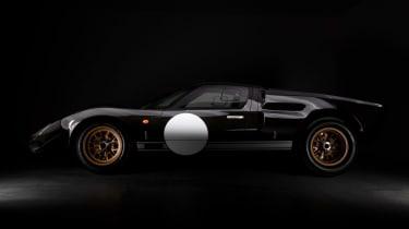 Everrati GT40 - side