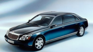 Maybach Saloon