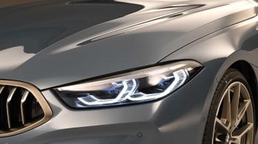 BMW 8 Series - studio front light
