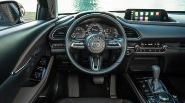 Mazda CX-30 - dash