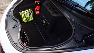 McLaren 600LT - boot