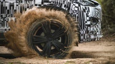 SEAT Tarraco prototype - wheel