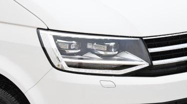 Volkswagen California Edition - headlight