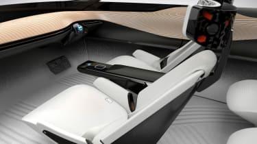 Nissan IMx concept - front seats