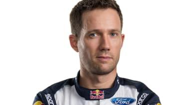 Ford Fiesta M-Sport WRC - Sebastien Ogier