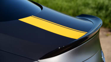 Mercedes-AMG C 63 S Coupe Edition 1 - rear spoiler